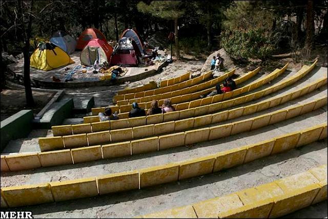 پارک جمشیدیه تهران - اجاره خودرو - اجاره ماشین
