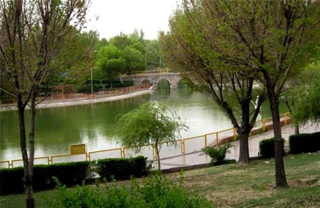 تاریخچه پارک بعثت تهران