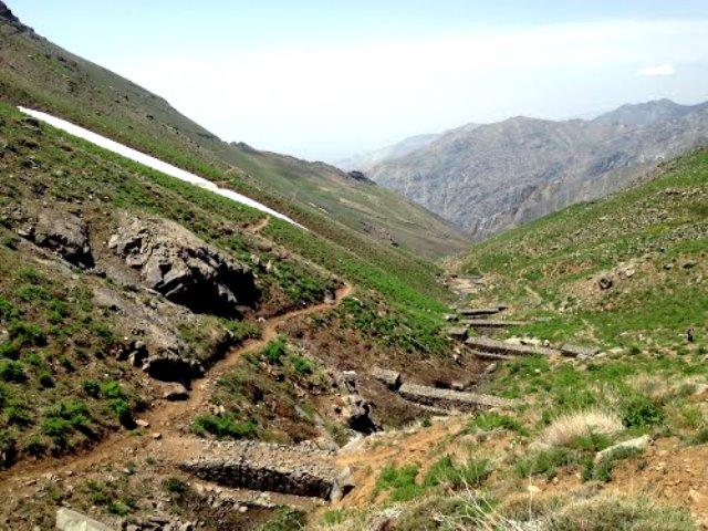 دره پیازچال تهران - اجاره خودرو - اجاره ماشین
