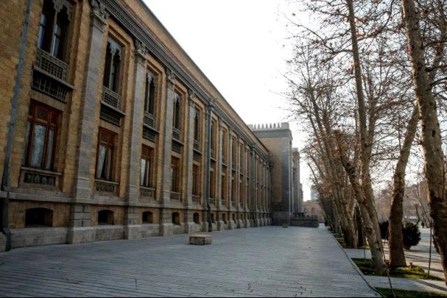 کاخ شهربانی تهران - اجاره خودرو -اجاره ماشین